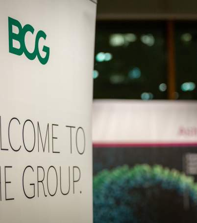 BCG bei xPerspectives nature am 22. Oktober in Wien